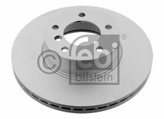 Тормозной диск FEBI BILSTEIN 30541 - изображение