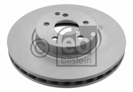 Тормозной диск FEBI BILSTEIN 30551 - изображение