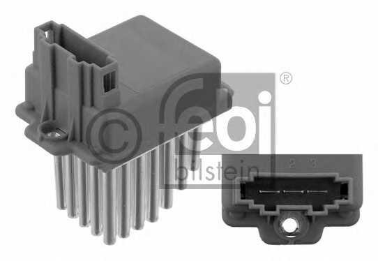 Блок управления, отопление / вентиляция FEBI BILSTEIN 30601 - изображение