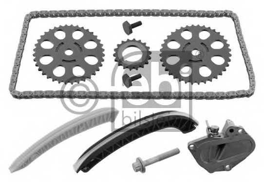 Комплект цели привода распредвала FEBI BILSTEIN 30607 - изображение