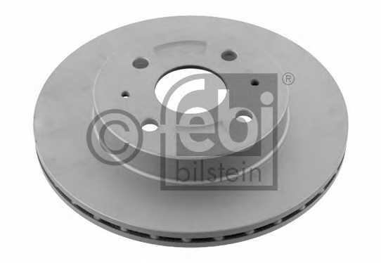 Тормозной диск FEBI BILSTEIN 30637 - изображение