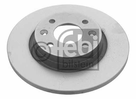 Тормозной диск FEBI BILSTEIN 30652 - изображение