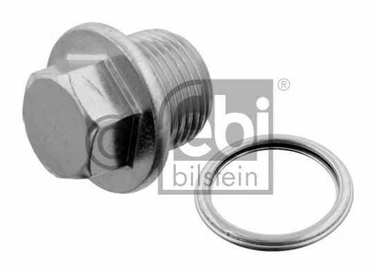 Резьбовая пробка, масляный поддон FEBI BILSTEIN 30655 - изображение
