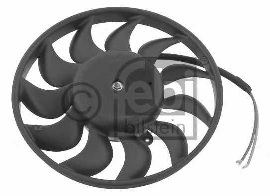 Вентилятор охлаждения двигателя FEBI BILSTEIN 30741 - изображение