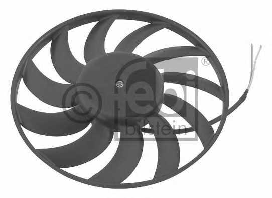 Вентилятор охлаждения двигателя FEBI BILSTEIN 30742 - изображение