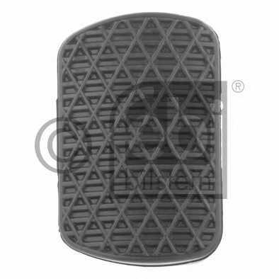 Педальные накладка, педаль тормоз FEBI BILSTEIN 30777 - изображение