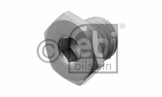 Резьбовая пробка маслянного поддона FEBI BILSTEIN 30967 - изображение