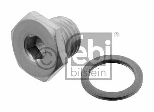 Резьбовая пробка, масляный поддон FEBI BILSTEIN 30968 - изображение