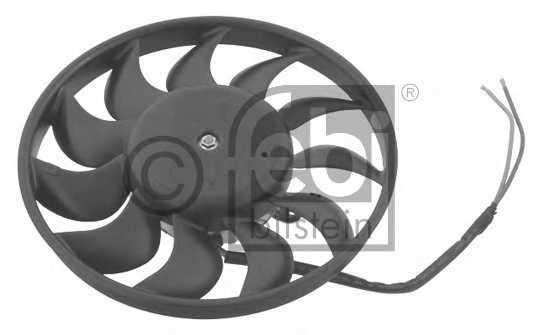 Вентилятор охлаждения двигателя FEBI BILSTEIN 31012 - изображение