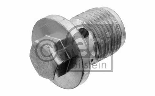 Резьбовая пробка маслянного поддона FEBI BILSTEIN 31117 - изображение
