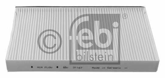 Фильтр салонный FEBI BILSTEIN 31167 - изображение