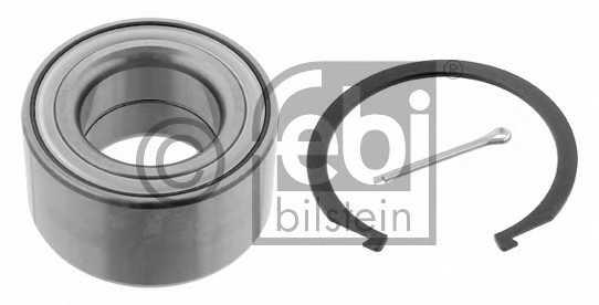 Комплект подшипника ступицы колеса FEBI BILSTEIN 31183 - изображение