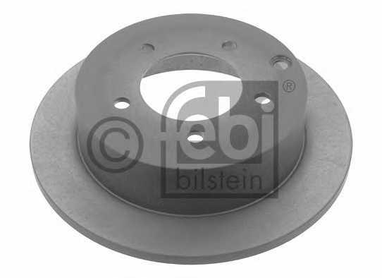 Тормозной диск FEBI BILSTEIN 31280 - изображение