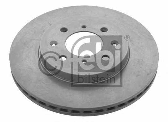 Тормозной диск FEBI BILSTEIN 31302 - изображение