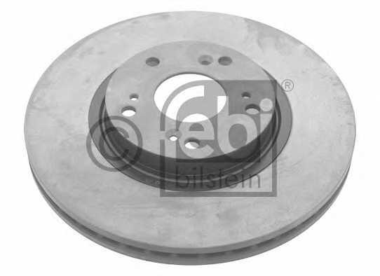 Тормозной диск FEBI BILSTEIN 31305 - изображение