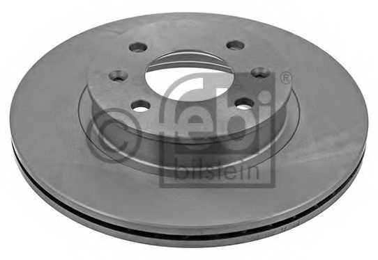 Тормозной диск FEBI BILSTEIN 31315 - изображение