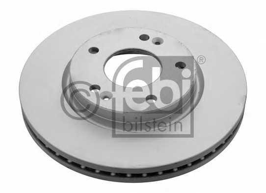 Тормозной диск FEBI BILSTEIN 31360 - изображение