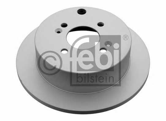 Тормозной диск FEBI BILSTEIN 31361 - изображение