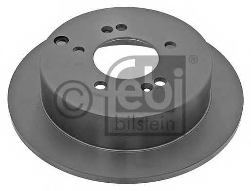 Тормозной диск FEBI BILSTEIN 31362 - изображение