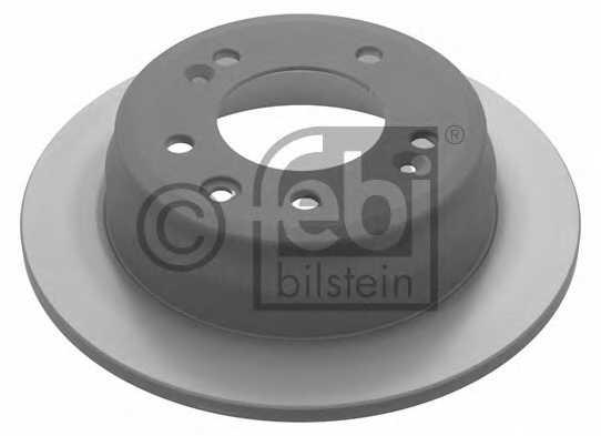 Тормозной диск FEBI BILSTEIN 31363 - изображение
