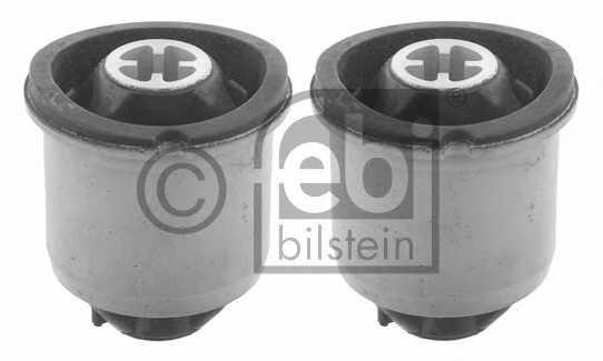 Комплект подшипника балки моста FEBI BILSTEIN 31396 - изображение