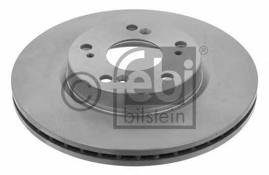 Тормозной диск FEBI BILSTEIN 31399 - изображение