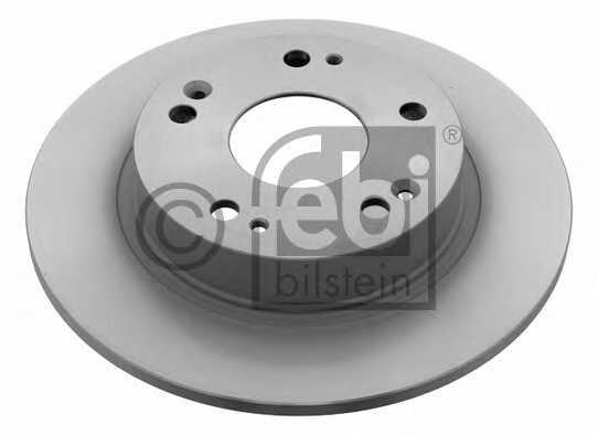 Тормозной диск FEBI BILSTEIN 31415 - изображение