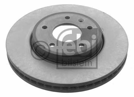 Тормозной диск FEBI BILSTEIN 31425 - изображение