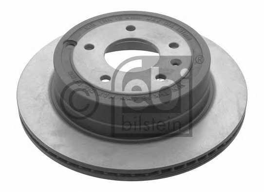 Тормозной диск FEBI BILSTEIN 31430 - изображение