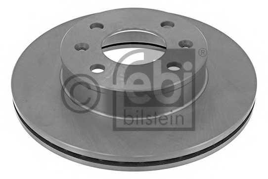Тормозной диск FEBI BILSTEIN 31469 - изображение