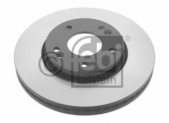 Тормозной диск FEBI BILSTEIN 31470 - изображение