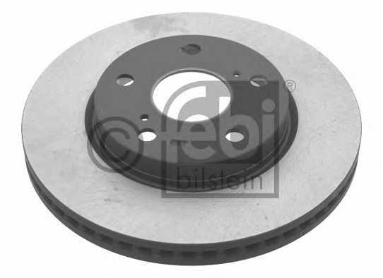 Тормозной диск FEBI BILSTEIN 31473 - изображение