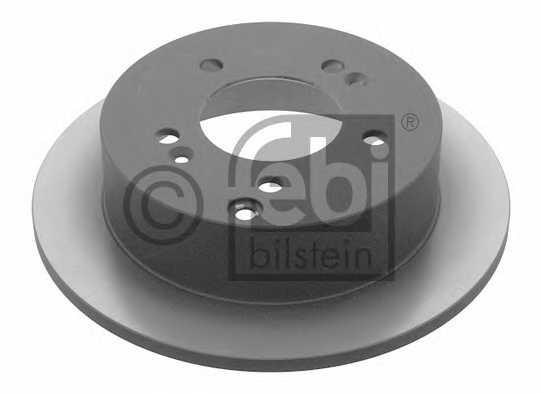 Тормозной диск FEBI BILSTEIN 31491 - изображение