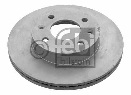 Тормозной диск FEBI BILSTEIN 31552 - изображение