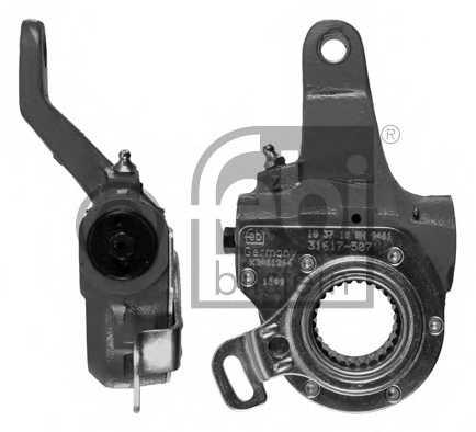 Система тяг и рычагов тормозной системы FEBI BILSTEIN 31617 - изображение
