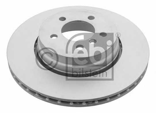 Тормозной диск FEBI BILSTEIN 31723 - изображение
