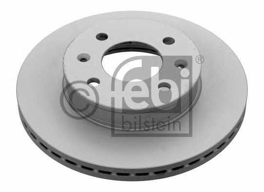 Тормозной диск FEBI BILSTEIN 31766 - изображение