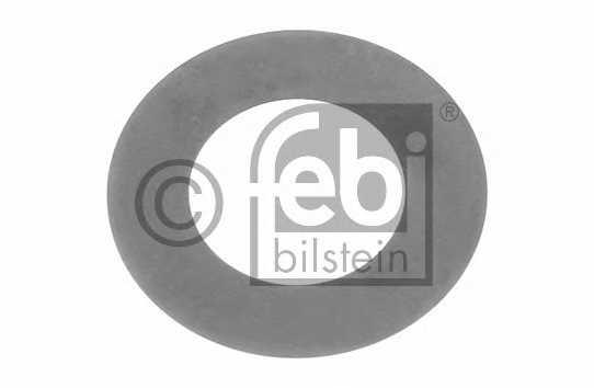 Плоская шайба, ременный шкив - коленчатый вал FEBI BILSTEIN 31815 - изображение