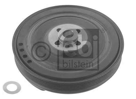 Комплект ременных шкивов коленвала FEBI BILSTEIN 31858 - изображение
