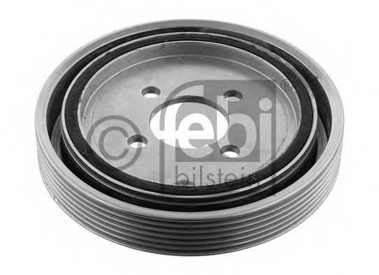 Ременный шкив коленвала FEBI BILSTEIN 32112 - изображение
