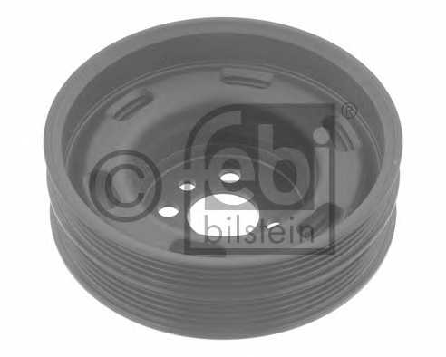Ременный шкив коленвала FEBI BILSTEIN 32197 - изображение