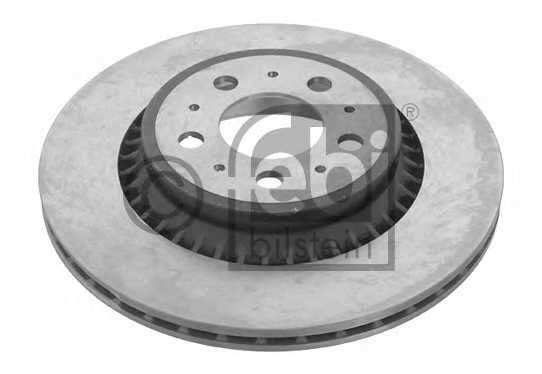 Тормозной диск FEBI BILSTEIN 32249 - изображение