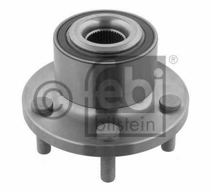 Комплект подшипника ступицы колеса FEBI BILSTEIN 32592 - изображение