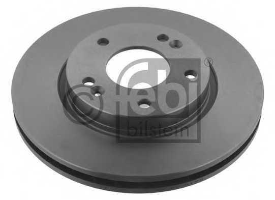 Тормозной диск FEBI BILSTEIN 32688 - изображение
