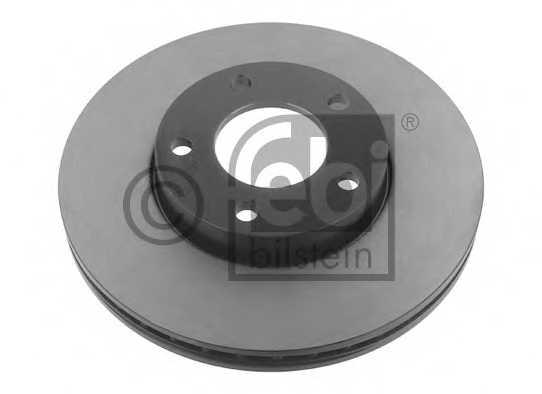 Тормозной диск FEBI BILSTEIN 32765 - изображение