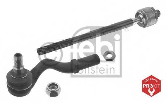 Поперечная рулевая тяга FEBI BILSTEIN 33014 - изображение