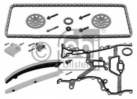 Комплект цели привода распредвала FEBI BILSTEIN 33082 - изображение
