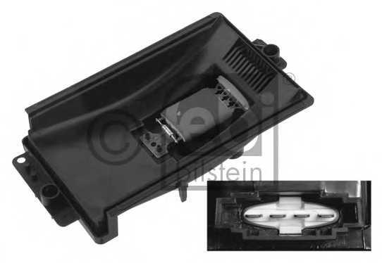 Блок управления, отопление / вентиляция FEBI BILSTEIN 33154 - изображение