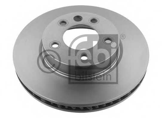 Тормозной диск FEBI BILSTEIN 33164 - изображение