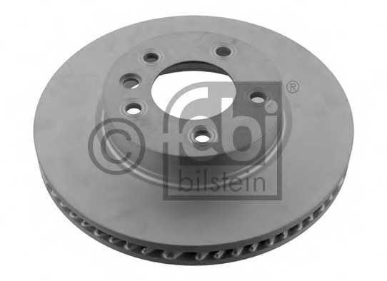 Тормозной диск FEBI BILSTEIN 33165 - изображение